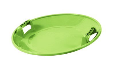 Санки-тарелка Orthex Snow Slider Round (green)